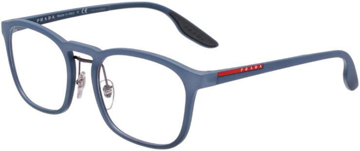 PRESCRIPTION-GLASSES-MODEL-PRADA-VPS-06H-MATTE-BLUE-45