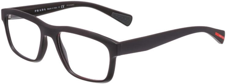 PRESCRIPTION-GLASSES-MODEL-PRADA-VPS-07G-MATTE-BROWN-45
