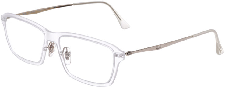 PRESCRIPTION-GLASSES-MODEL-RAY-BAN-LIGHTRAY-RB-7038-CLEAR-45
