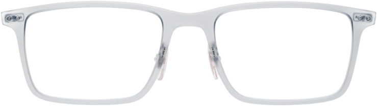 PRESCRIPTION-GLASSES-MODEL-RAY-BAN-LIGHTRAY-RB-7050-CLEAR-GREY-FRONT
