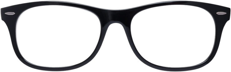 PRESCRIPTION-GLASSES-MODEL-RAY-BAN-LITEFORCE-RB-7032-BLACK–FRONT
