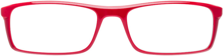 PRESCRIPTION-GLASSES-MODEL-RAY-BAN-LITEFORCE-RB-7035-RED-FRONT