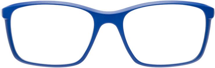 PRESCRIPTION-GLASSES-MODEL-RAY-BAN-LITEFORCE-RB-7036-MATTE-BLUE-FRONT