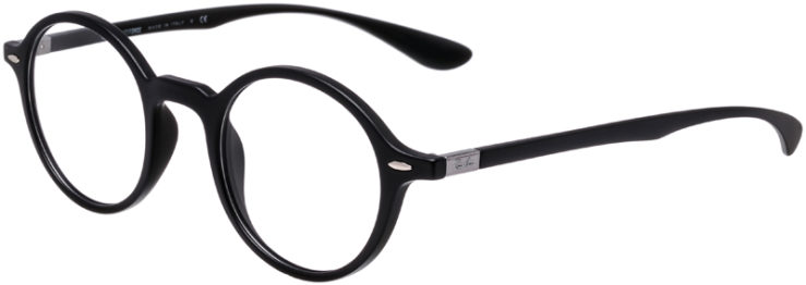 PRESCRIPTION-GLASSES-MODEL-RAY-BAN-LITEFORCE-RB-7069-MATTE-BLACK-45