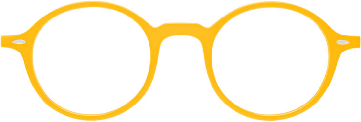 PRESCRIPTION-GLASSES-MODEL-RAY-BAN-LITEFORCE-RB-7069-MATTE-YELLOW-FRONT