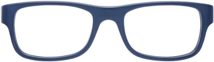 PRESCRIPTION-GLASSES-MODEL-RAY-BAN-RB-5268-MATTE-NAVY-FRONT