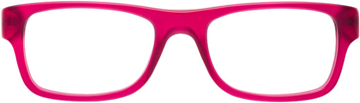 PRESCRIPTION-GLASSES-MODEL-RAY-BAN-RB-5268-MATTE-PINK-FRONT