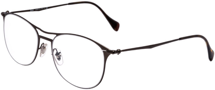 PRESCRIPTION-GLASSES-MODEL-RAY BAN RB 6254-MATTE COPPER-45