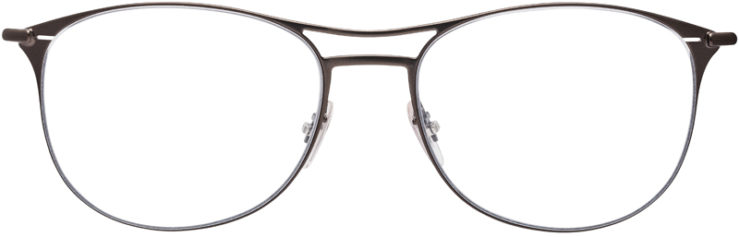 PRESCRIPTION-GLASSES-MODEL-RAY BAN RB 6254-MATTE COPPER-FRONT