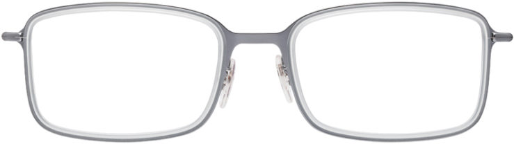 PRESCRIPTION-GLASSES-MODEL-RAY-BAN-RB-6298-STAINLESS-STEEL-FRONT