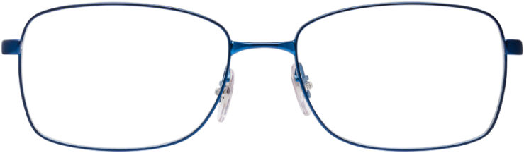 PRESCRIPTION-GLASSES-MODEL-RAY-BAN-RB-6336M-METALLIC-BLUE-FRONT
