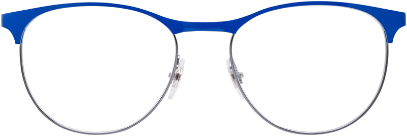 2cc7c6c7ce2 PRESCRIPTION-GLASSES-MODEL-RAY-BAN-RB-6365-GUNMETAL BLUE-