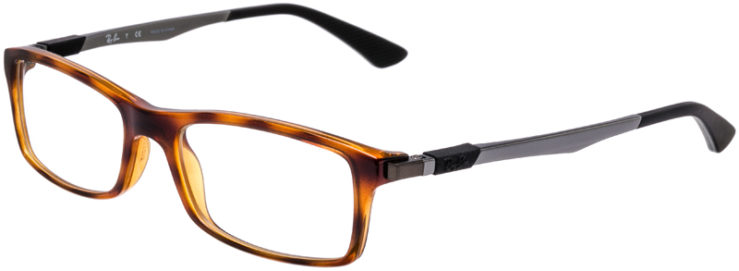 PRESCRIPTION-GLASSES-MODEL-RAY-BAN-RB-7017-HAVANA-TORTOISE-45