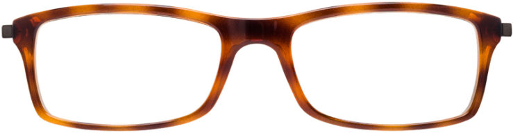 PRESCRIPTION-GLASSES-MODEL-RAY-BAN-RB-7017-HAVANA-TORTOISE-FRONT