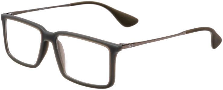 PRESCRIPTION-GLASSES-MODEL-RAY-BAN-RB-7043-MATTE-GREY-45