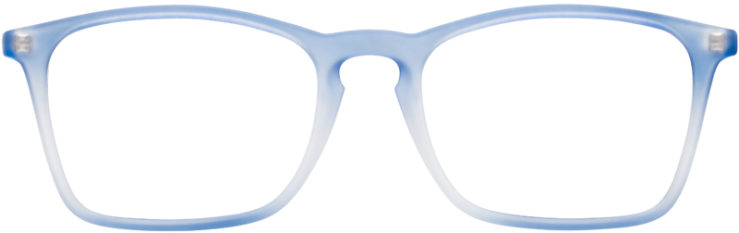 PRESCRIPTION-GLASSES-MODEL-RAY-BAN-RB-7045-BLUE-GRADIENT-FRONT