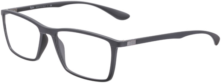 PRESCRIPTION-GLASSES-MODEL-RAY-BAN-RB-7049-MATTE-GREY-45