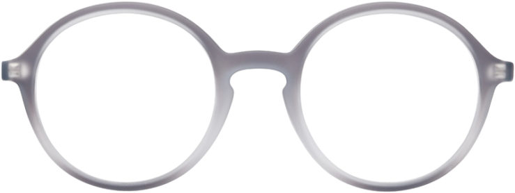 PRESCRIPTION-GLASSES-MODEL-RAY-BAN-RB-7075-CLEAR-GREY-GRADIENT-FRONT