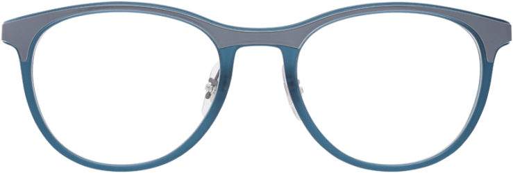 PRESCRIPTION-GLASSES-MODEL-RAY-BAN-RB-7116-GREY_MATTE-GREY-FRONT