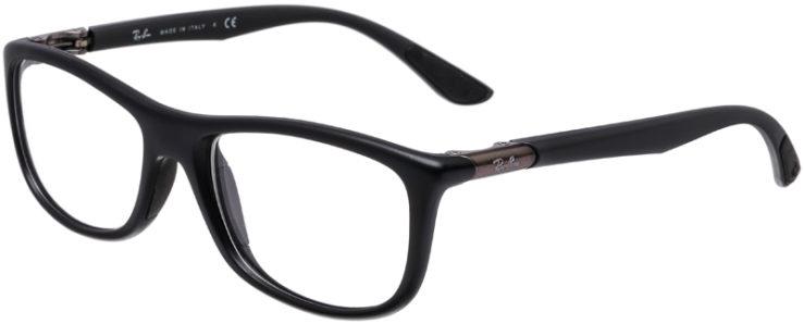 PRESCRIPTION-GLASSES-MODEL-RAY-BAN-RB-8951-MATTE-BLACK–45