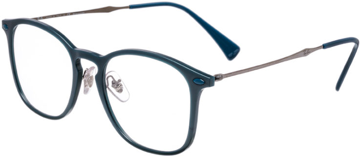 PRESCRIPTION-GLASSES-MODEL-RAY-BAN-RB-8954-MATTE-TURQUOISE-45