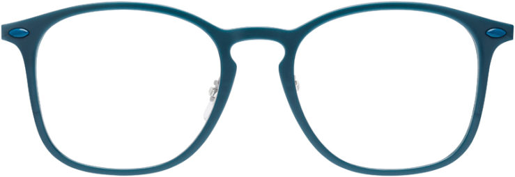 PRESCRIPTION-GLASSES-MODEL-RAY-BAN-RB-8954-MATTE-TURQUOISE-FRONT