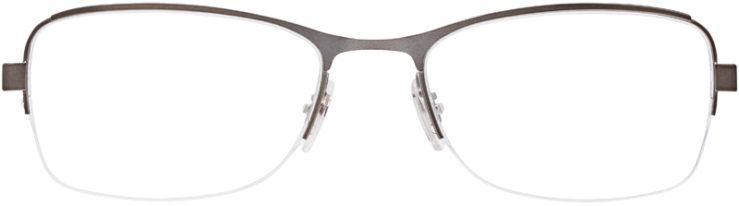PRESCRIPTION-GLASSES-MODEL-RAY-BAN-RB6309-MATTE-GUNMETAL-BLUE-FRONT