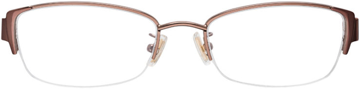 PRESCRIPTION-GLASSES-MODEL-COACH-HC-5053-(EULALIA)-SAND-BEIGE-OCELOT-SIG-C-FRONT