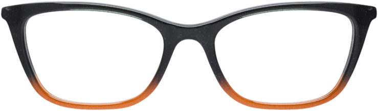 PRESCRIPTION-GLASSES-MODEL-COACH-HC-6107-BLACK-AMBER-GLITTER-GRADIENT-FRONT