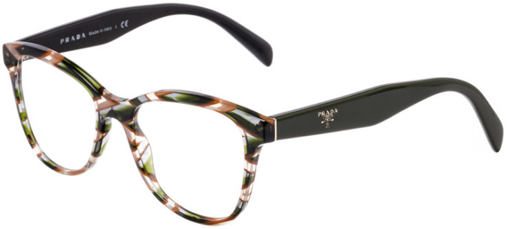 PRESCRIPTION-GLASSES-MODEL-PRADA-VPR-12T-TORTOISE-GREEN-45