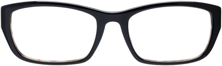 PRESCRIPTION-GLASSES-MODEL-PRADA-VPR-18O-BLACK-TORTOISE-FRONT