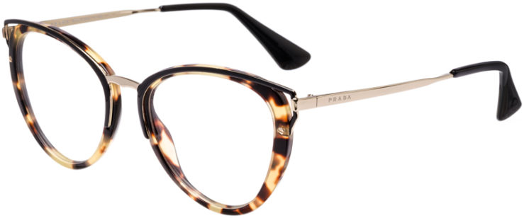 PRESCRIPTION-GLASSES-MODEL-PRADA-VPR-53U-TORTOISE-45