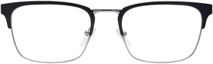 PRESCRIPTION-GLASSES-MODEL-PRADA-VPR-54T-MATTE-BLACK-FRONT
