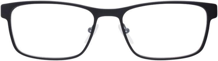 PRESCRIPTION-GLASSES-MODEL-PRADA-VPS-50G-MATTE-BLACK-FRONT