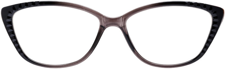 PRESCRIPTION-GLASSES-MODEL-U-209-BLACK-FRONT