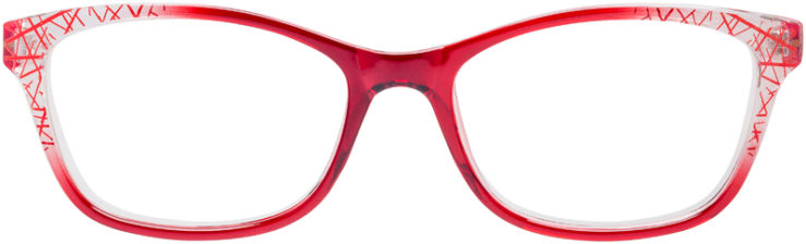 PRESCRIPTION-GLASSES-MODEL-U-212-BURGUNDY-FRONT
