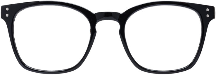 PRESCRIPTION-GLASSES-MODEL-U210-BLACK-FRONT