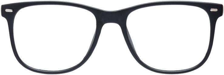 PRESCRIPTION-GLASSES-MODEL-US-88-BLACK-FRONT