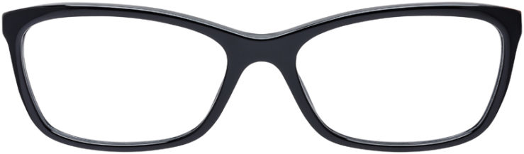 PRESCRIPTION-GLASSES-MODEL-VERSACE-MOD.3186-BLACK-FRONT