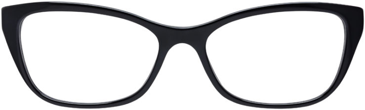 PRESCRIPTION-GLASSES-MODEL-VERSACEMOD.3249-BLACK-FRONT