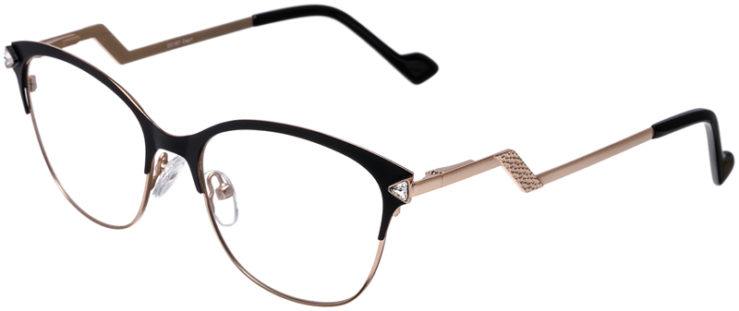 PRESCRIPTION-GLASSES-MODEL-DC-167-BLACK-GOLD-45