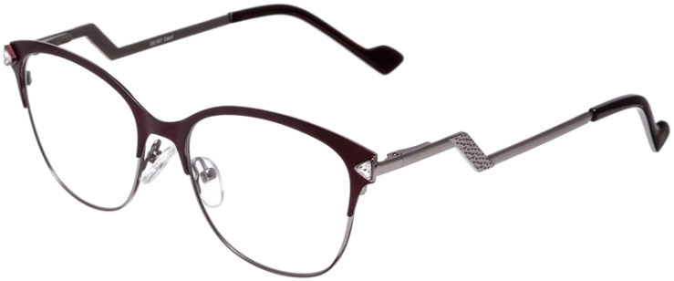 PRESCRIPTION-GLASSES-MODEL-DC-167-BURGUNDY-SILVER-45