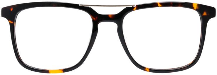 PRESCRIPTION-GLASSES-MODEL-DC-169-TORTOISE-FRONT