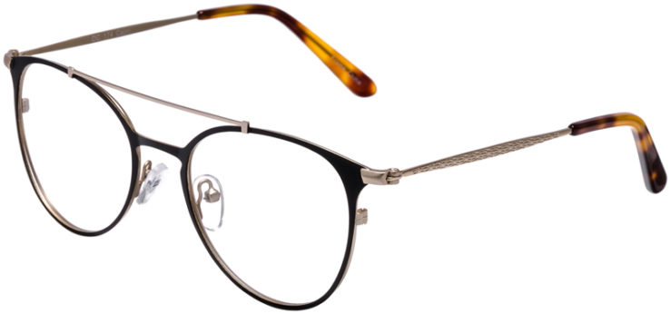 PRESCRIPTION-GLASSES-MODEL-DC-174-BLACK-GOLD-45