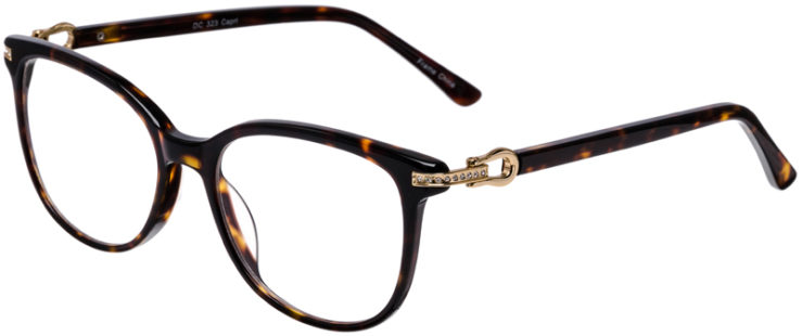 PRESCRIPTION-GLASSES-MODEL-DC-323-TORTOISE-45