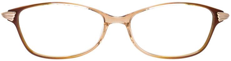 PRESCRIPTION-GLASSES-MODEL-LOGO-ES-2463-BEIGE-FRONT