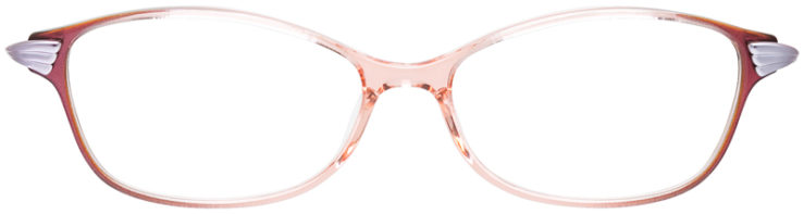 PRESCRIPTION-GLASSES-MODEL-LOGO-ES-2463-ROSE-FRONT