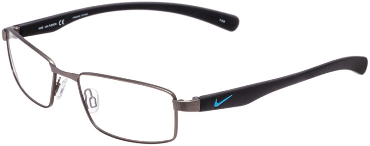 PRESCRIPTION-GLASSES-MODEL-NIKE-4257-GUNMETAL-BLACK-45