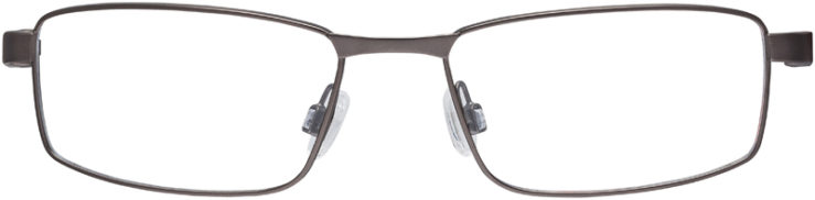 PRESCRIPTION-GLASSES-MODEL-NIKE-4257-GUNMETAL-BLACK-FRONT