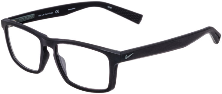 PRESCRIPTION-GLASSES-MODEL-NIKE-4258-MATTE-BLACK-GREY-45